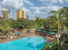A picture of the hotel: Nairobi Serena Hotel