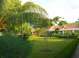 Hotel near East Timor