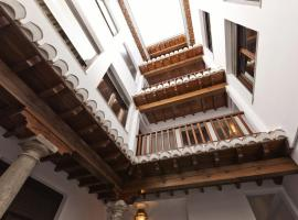 Al-Andalus Apartments Granada Spain