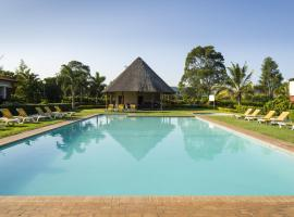 Hotel near  Maputo  airport:  Girassol Indy Congress Hotel & Spa