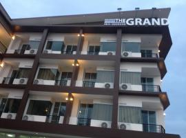 The Grand Apartment Udon Thani Thailand