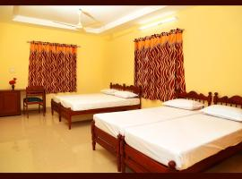 Alapatt Homestay Alleppey India