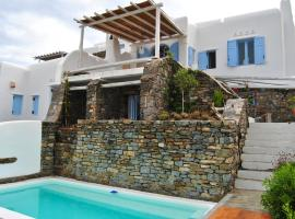 Villa Lair  Greece