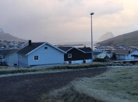 Hotel near  Vagar  airport:  J Apartment