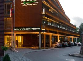 Amberton Green Apartments Hotel パランガ リトアニア