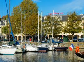 Hotel photo: Mercure Caen Centre Port De Plaisance