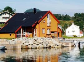 Four-Bedroom Holiday home in Bjoa 2 Innbjoa Norge