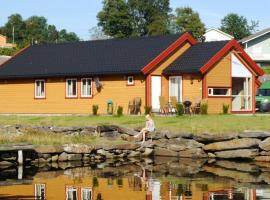 Four-Bedroom Holiday home in Bjoa 5 Innbjoa Norge