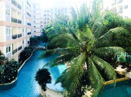 Park Lane Condominium and Resort Apartment Pattaya South Thailand