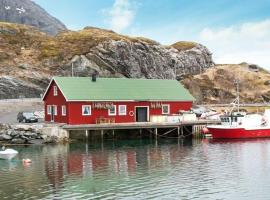 Two-Bedroom Holiday home in Ramberg 2 Sund Norway