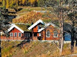 Five-Bedroom Holiday home in Rauland Rauland Norway
