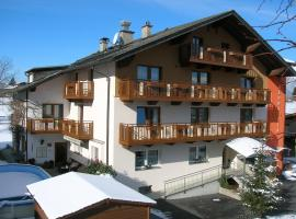 Hotel near Central Tyrol: Hotel Pension Glungezer