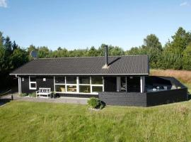 Hotel Photo: Two-Bedroom Holiday home in Jerup 8