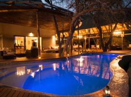 Hotel photo: Moditlo River Lodge
