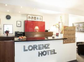A picture of the hotel: Lorenz Hotel Zentral