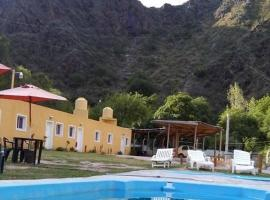 Hotel photo: Cabañas de Lourdes