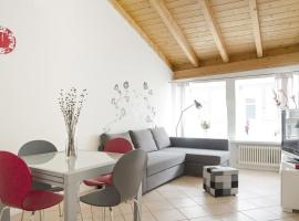 Woody Apartment Bolzano Italy