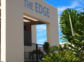 Hotel near Cairns Intl airport : Edge Apartments Cairns