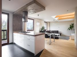 Design apartment in Prague 6  Czech Republic