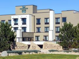 Hotel Photo: Homewood Suites by Hilton Billings