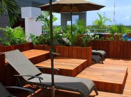 Elegant Penthouse with Private Pool Playa del Carmen Messico