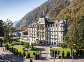 Hotel near Interlaken