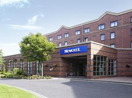 Хотел снимка: Novotel Newcastle Airport