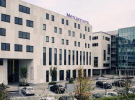Hotel photo: Mercure Roeselare