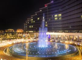 Hotel near Bahrain Intl airport : ART Rotana Amwaj Islands