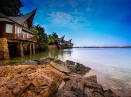Batam View Beach Resort Nongsa Indonesia