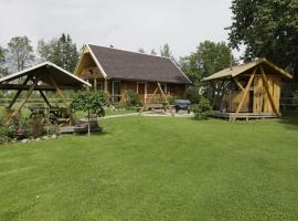 Hotel near Tartu airport : Kanni Holiday Home