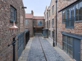 The Lawrance Luxury Aparthotel - York York United Kingdom