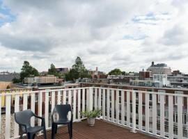 Roof Terrace Apartment Amsterdam Amsterdam Netherlands