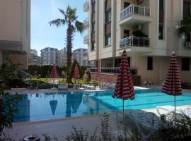 Hotel near Antalya airport : Sweet Flat Lara