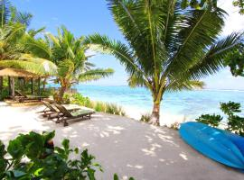 Moana Sands Beachfront Villas Rarotonga Cook Islands