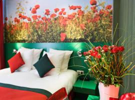 Hotel Photo: Jardins de Montmartre