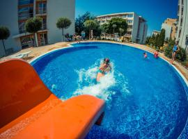 Crown Fort Club Sveti Vlas Bulgarien