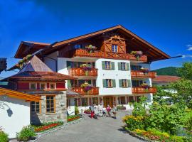 Hotel Photo: Alpenhof Krün