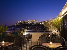 Attalos Hotel Athens Greece