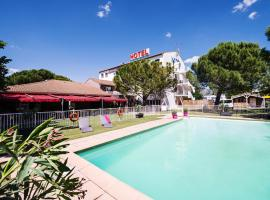 A picture of the hotel: Inter Hotel - Le Relais D'Aubagne
