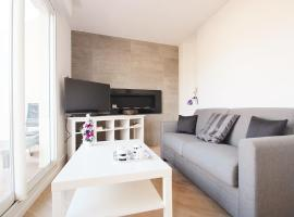 Hotel photo: Confiance Immobiliere - Rue de France Penthouse