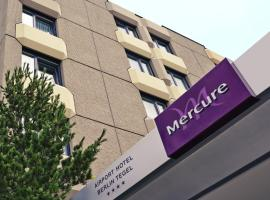Mercure Airport Hotel Berlin Tegel Berlin Germany