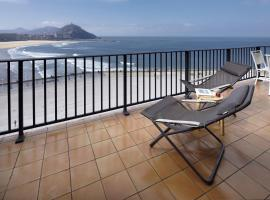 Zurriola Terrace Apartment by FeelFree Rentals San Sebastián Spain