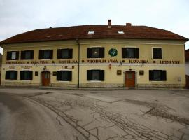 Hotel photo: Vinska klet Frelih