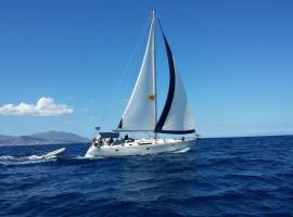 Sunfos Alessia Yachting with Day Cruise Tourlos Greece