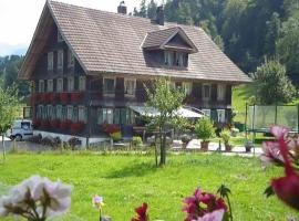 Hotel Photo: B&B Hofstetter