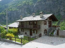 Hotel Photo: Case Gran Paradiso Rhemes Saint Georges