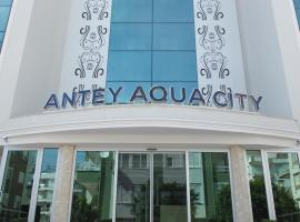 Antey Aqua City Antalya Turkey