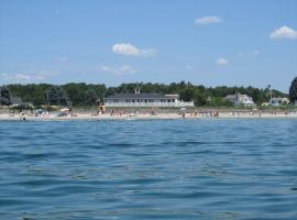 The Seaside Inn Kennebunk Beach USA
