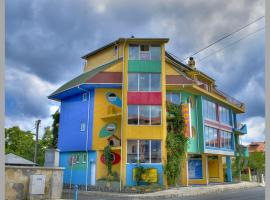 The Colourful Mansion Hotel Ahtopol Bulgaria